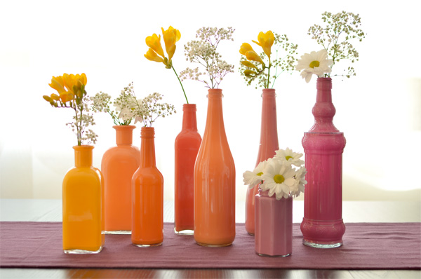 10 garrafa decorada