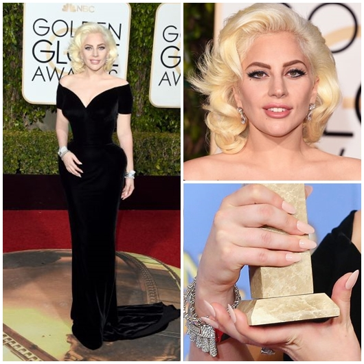 Lady Gaga - Versace